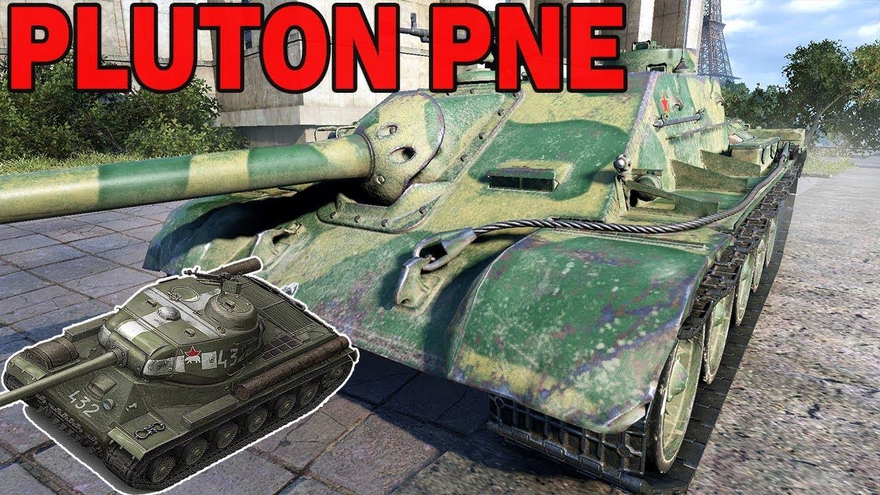 PNE WALCZY DO KOŃCA – World of Tanks