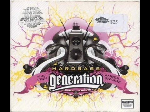 Nik Fish & Amber Savage – Hardbass Generation (Hard Trance Mix) [2005]