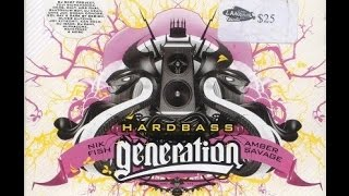 Nik Fish / Amber Savage ‎– Hardbass Generation (Hard Trance Mix 2005)