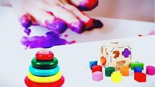 видео Игрушки для детей от 1 до 2 лет