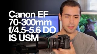 canon ef 70 300mm f 4 5 5 6 do is usm