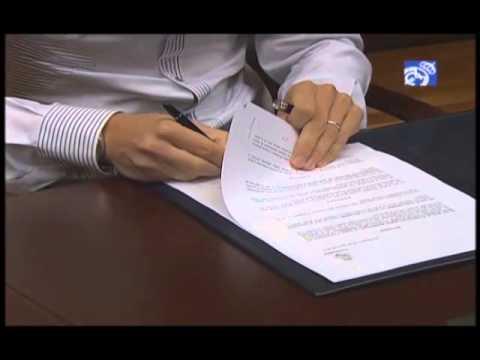 Modric firma su renovación con el Real Madrid