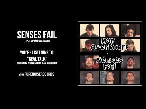 Senses fail real talk man overboard cover