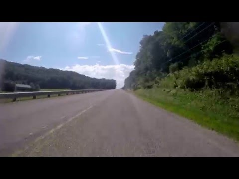 Dodgeville to Mount Horeb by Motorcycle