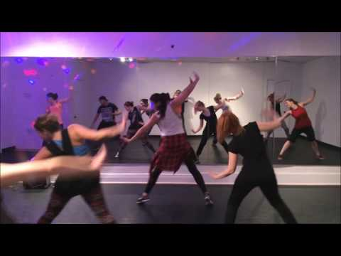 """24k Magic"" HipHop Fusion Drop-in @ Scream Dance Academy"