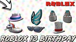 Roblox Turned 13 Years Old...