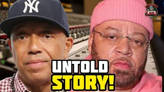 Bimmy On Russell Simmons Being Cut Out Of Hip Hop Uncovered Because Of Sexual Assault Allegations!