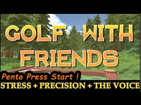 Pento Press Start : Golf With Friends