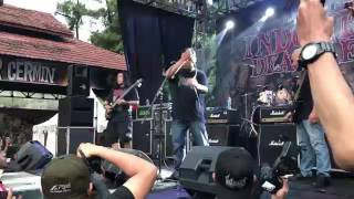 Video GEROGOT-Ruthless Slaugther Accursed live In INDONESIA DEATH FEST @out door bulungan download MP3, 3GP, MP4, WEBM, AVI, FLV Agustus 2018