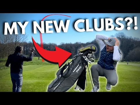 Swapping My Golf Clubs WORKED!?