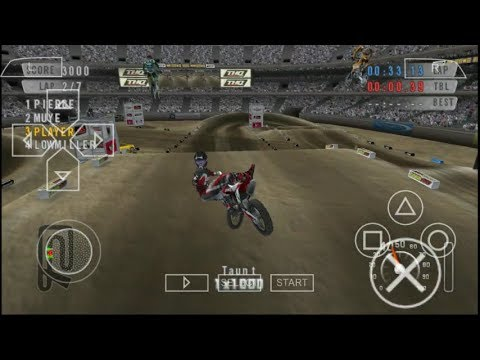 Cara Download Game MX Vs ATV Unleashed On The Edge PPSSPP Android