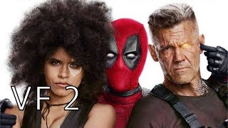 DEADPOOL 2 | Bande Annonce 2 VF [HD]