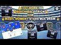 BLACK BALL TRICK IN MAGIC MOMENT STARS BOX DRAW|| 100 %WORKING TRICK FOR MAGIC MOMENT STARS BOX DRAW