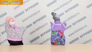 кукольный театр «Курочка Ряба» мини (4 персонажа)
