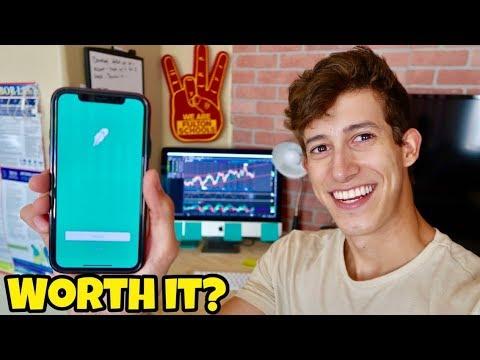 Is The Robinhood App Best For Beginners 2018?