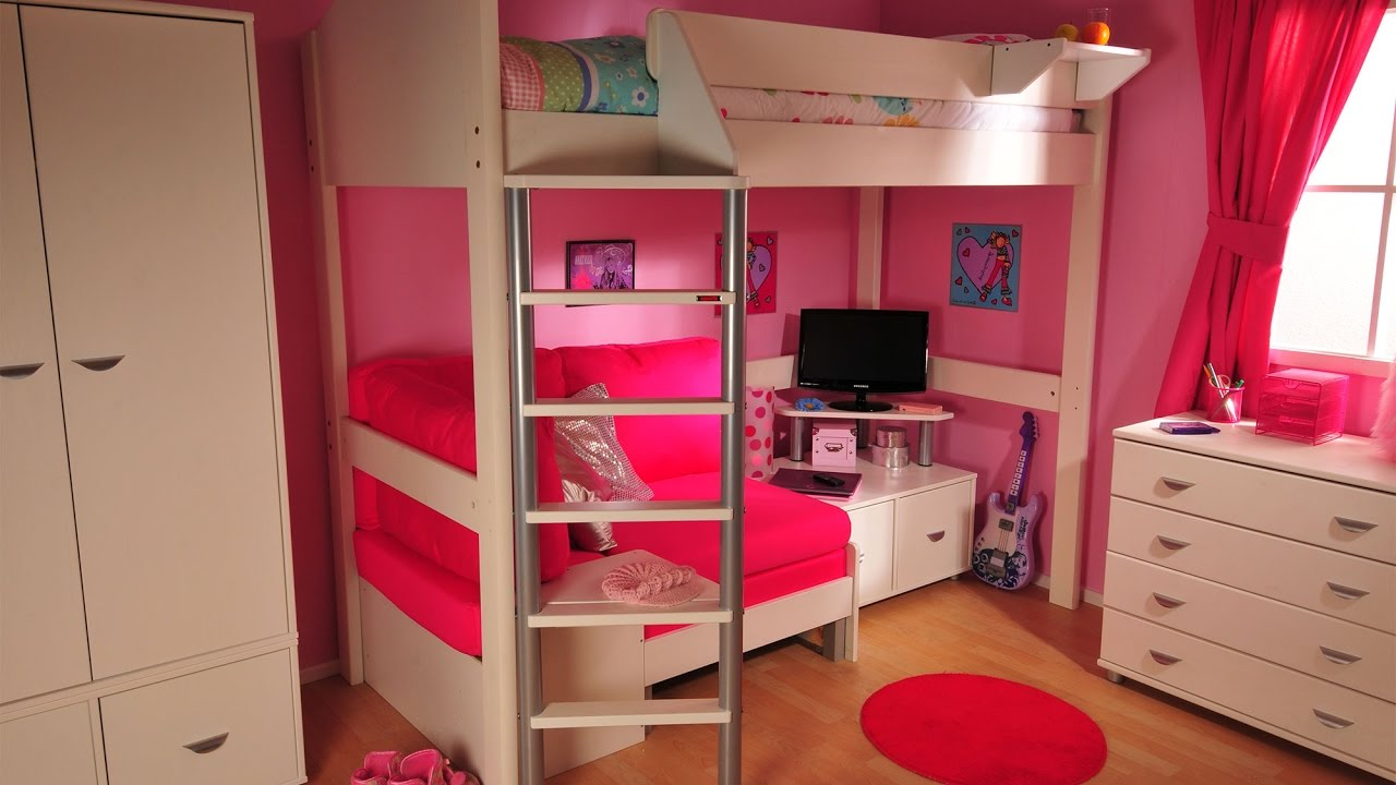 Perfect Stylish Bedroom Furniture By Using Loft Beds For