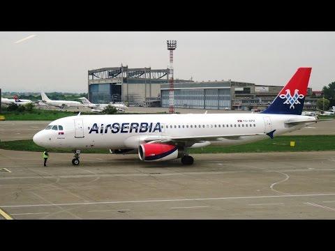 Belgrade Airport Nikola Tesla