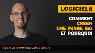 Créer une image ISO