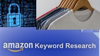 How to Hack Merch Keyword using Amazon Marketing Service AMS Hack of 2020