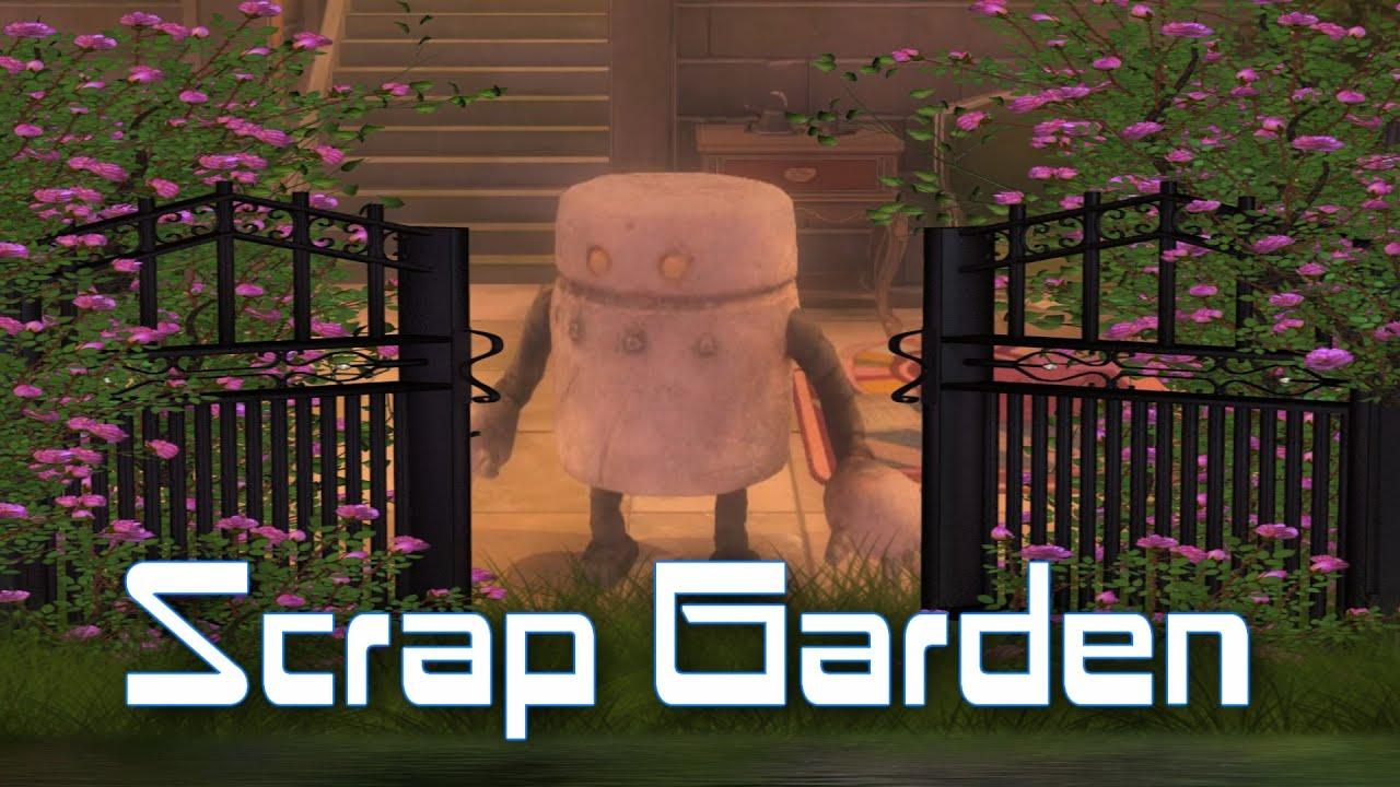 The Marshmallow Robot - Scrap Garden - YouTube