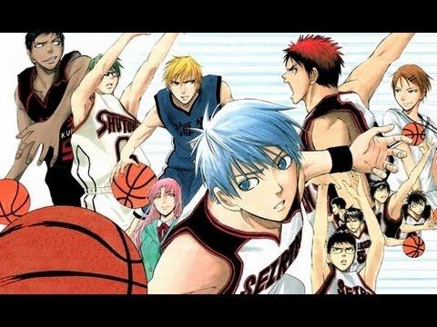 Kuroko Basketball Anime Thoughts The Phantom Sixth Man Youtube