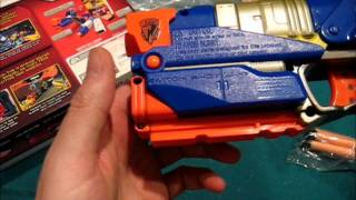 Nerf N-Strike Double Blast Bundle Unboxing