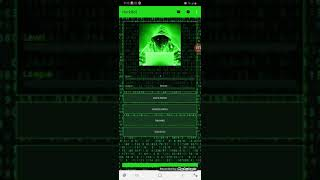 Hackbot hacking game screenshot 2