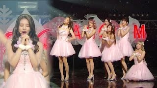 《Comeback Special》 LABOUM (라붐) - Winter Story (겨울동화) @인기가요 Inkigayo 20161204