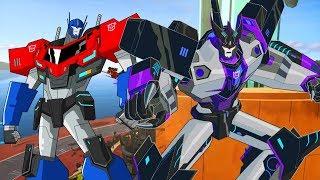Çizgi film Transformers Türkçe. Gizlenen Robotlar 26