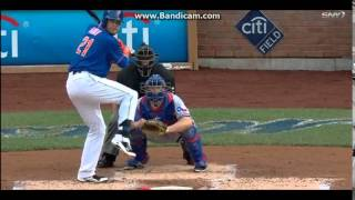 Mets: Lucas Duda - All 30 Home Runs in order (2014) thumbnail