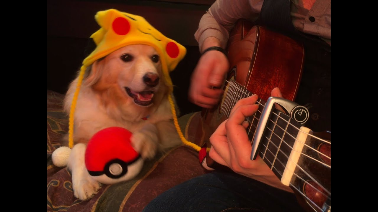 Pokemon Theme Fingerstyle Guitar Tabs Trench Maple Chords