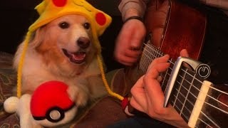 Pokemon Theme Fingerstyle + Guitar Tabs (Trench & Maple)