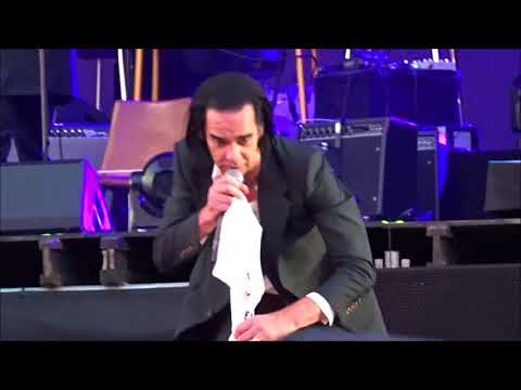 Nick Cave  Red Right Hand,  in Dublin 06062018