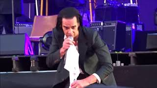 Nick Cave - Red Right Hand, Live in Dublin 06/06/2018