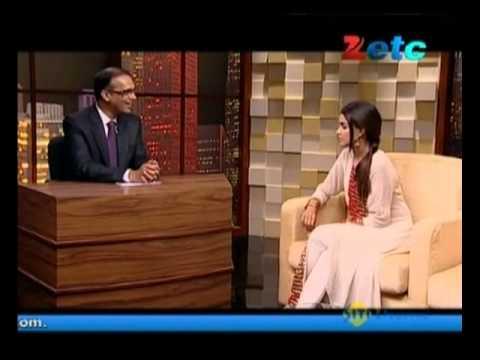 Komal Nahta with Genelia D'Souza