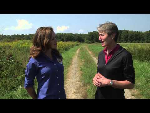 Secretary Sally Jewell discusses Urban Wildlife Refuge Program