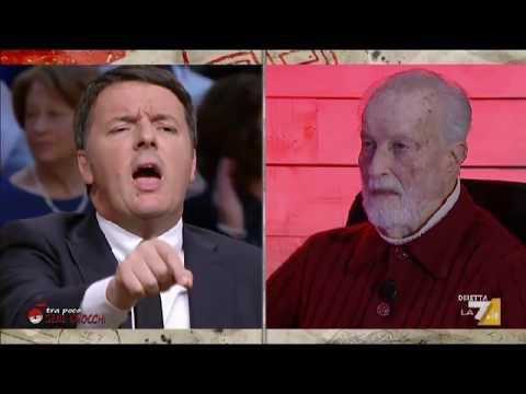 Matteo Renzi a DiMartedì