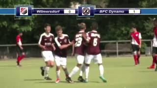 BFC- drohender Abstieg durch 2:0 gegen 1.FC Wilmersdorf abgewendet
