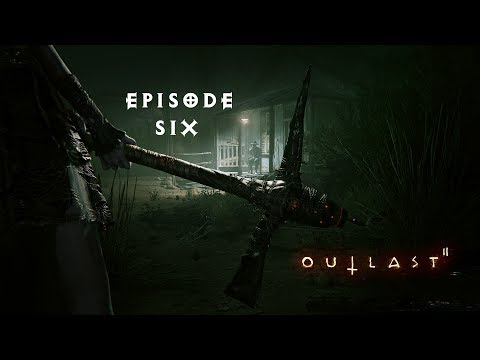 A monster with many long tongues! - Outlast 2 - Episode 6