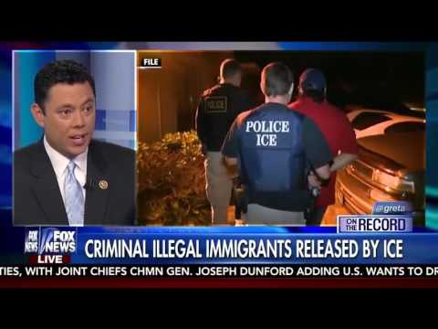 Chaffetz discusses administration's failure to deport criminals