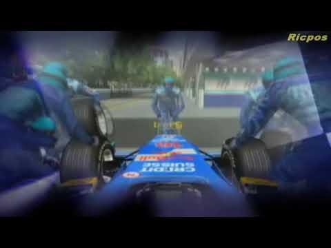 GP4 2001 - Formula 1 - World Champion Movie