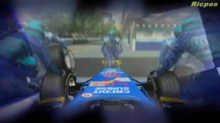 GP4 2001 - Formula 1 - World Champion Movie