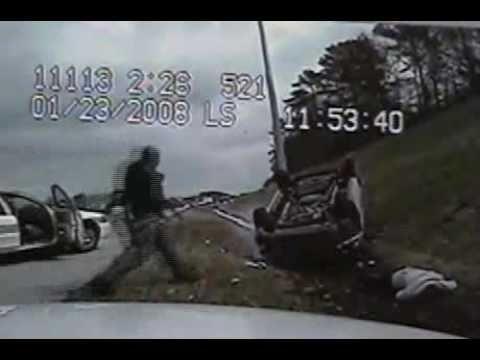 Birmingham Police Beating Video
