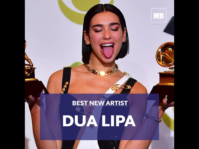 Winners at the 2019 Grammy Awards