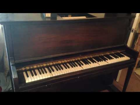 Ampico top loader playing rhythm of the day pb Vincent Lopez