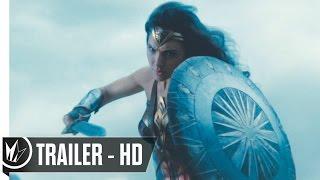 Wonder Woman Official Trailer #3 (2017) Gal Gadot, Chris Pine --Regal Cinemas [HD]