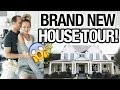WE BUILT A HOUSE! OUR BRAND NEW HOUSE TOUR!