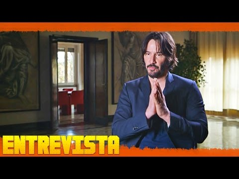 John Wick 2: Pacto De Sangre Entrevista (Keanu Reeves) Subtitulado