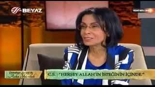 Cemalnur Sargut ile Aşka Yolculuk - BEYAZ TV (26.04.2015)
