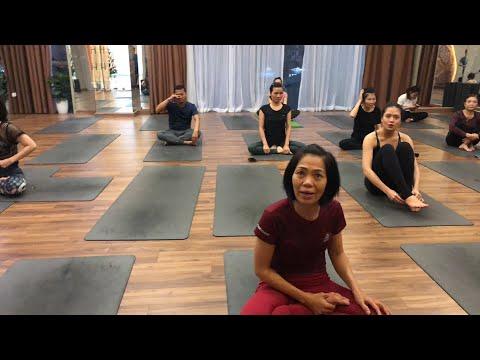 Free style Yoga with Master Ajay / Jai yoga